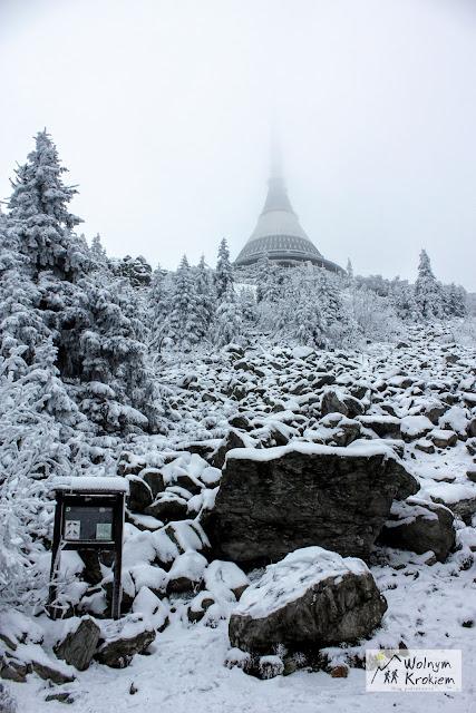 Szczyt JEstedu Liberec