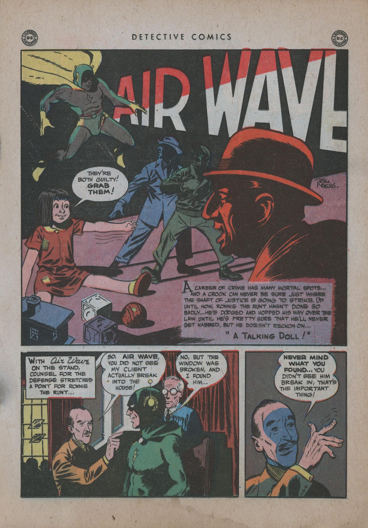 Read online Detective Comics (1937) comic -  Issue #101 - 25