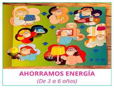 Ahorramos energía