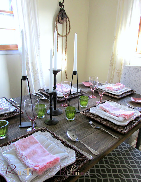 Tablescape Ideas for Spring