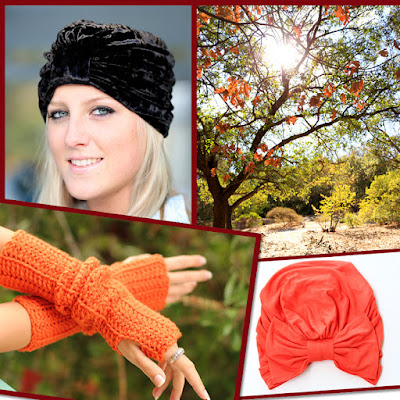Fall Fashion Accessories by Mademoiselle Mermaid.