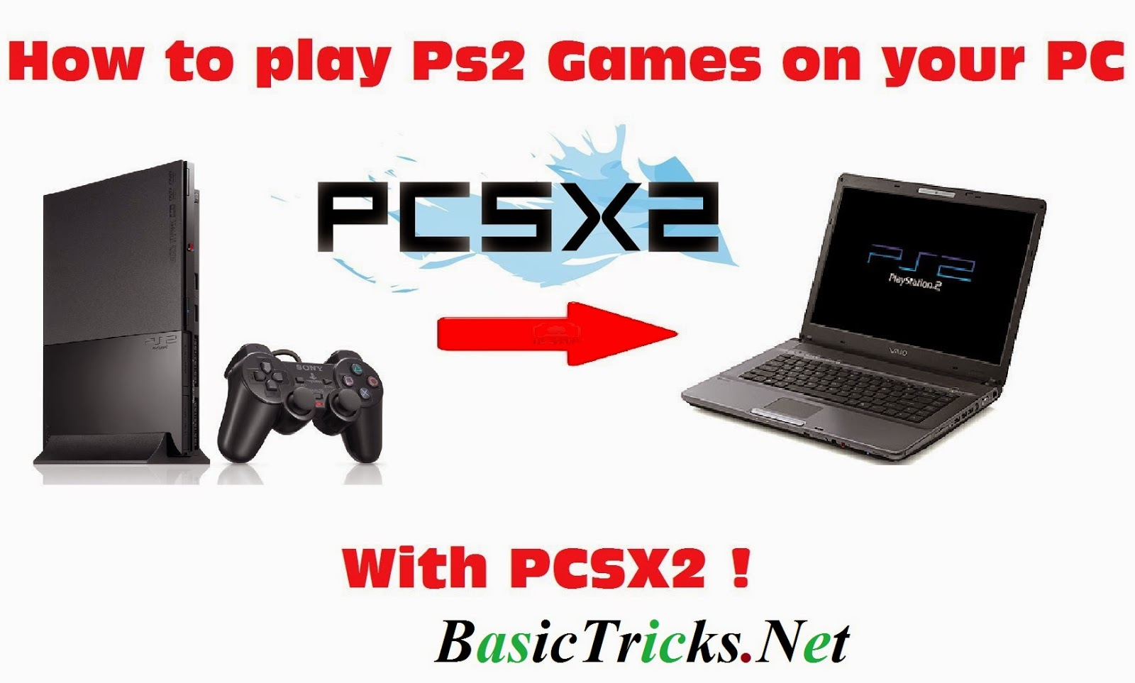 How to Play PS2 Games on PC or Laptop Right Now within 5 Minutes