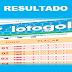 Lotogol 1032 resultado dos 5 jogos