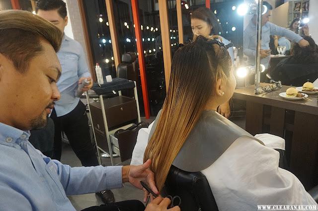 My Hair Philosophie by Jing Monis Experience