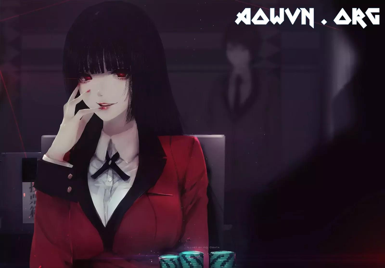 AowVN%2B%25281%2529 - [ Anime 3gp Mp4 ] Kakegurui | Vietsub - Hấp Dẫn