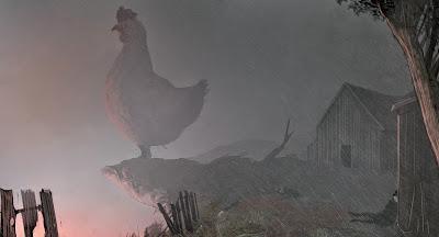 El Pollo Maligno o Pollo Malo