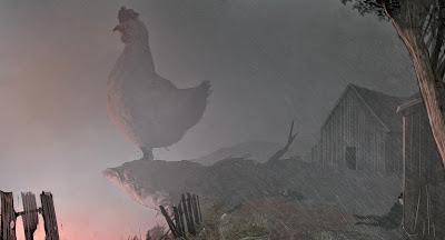 La leyenda del Pollo Maligno (Pollo Malo)