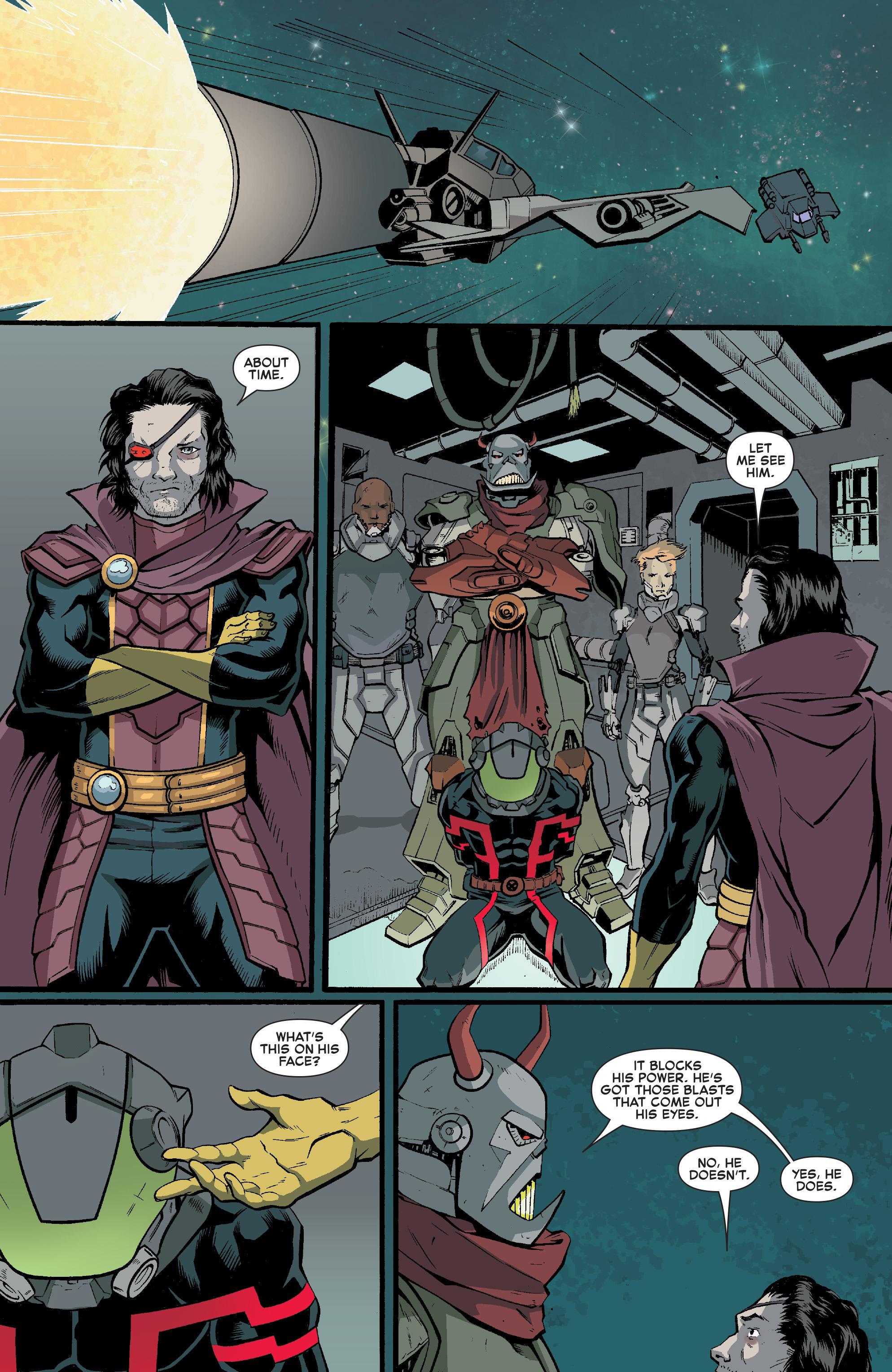 Read online Uncanny X-Men (2013) comic -  Issue # _Special 1 - 17