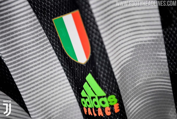 Adidas Juventus 19 20 Palace Fourth Kit 5 | Áo Bóng Đá Sum Store