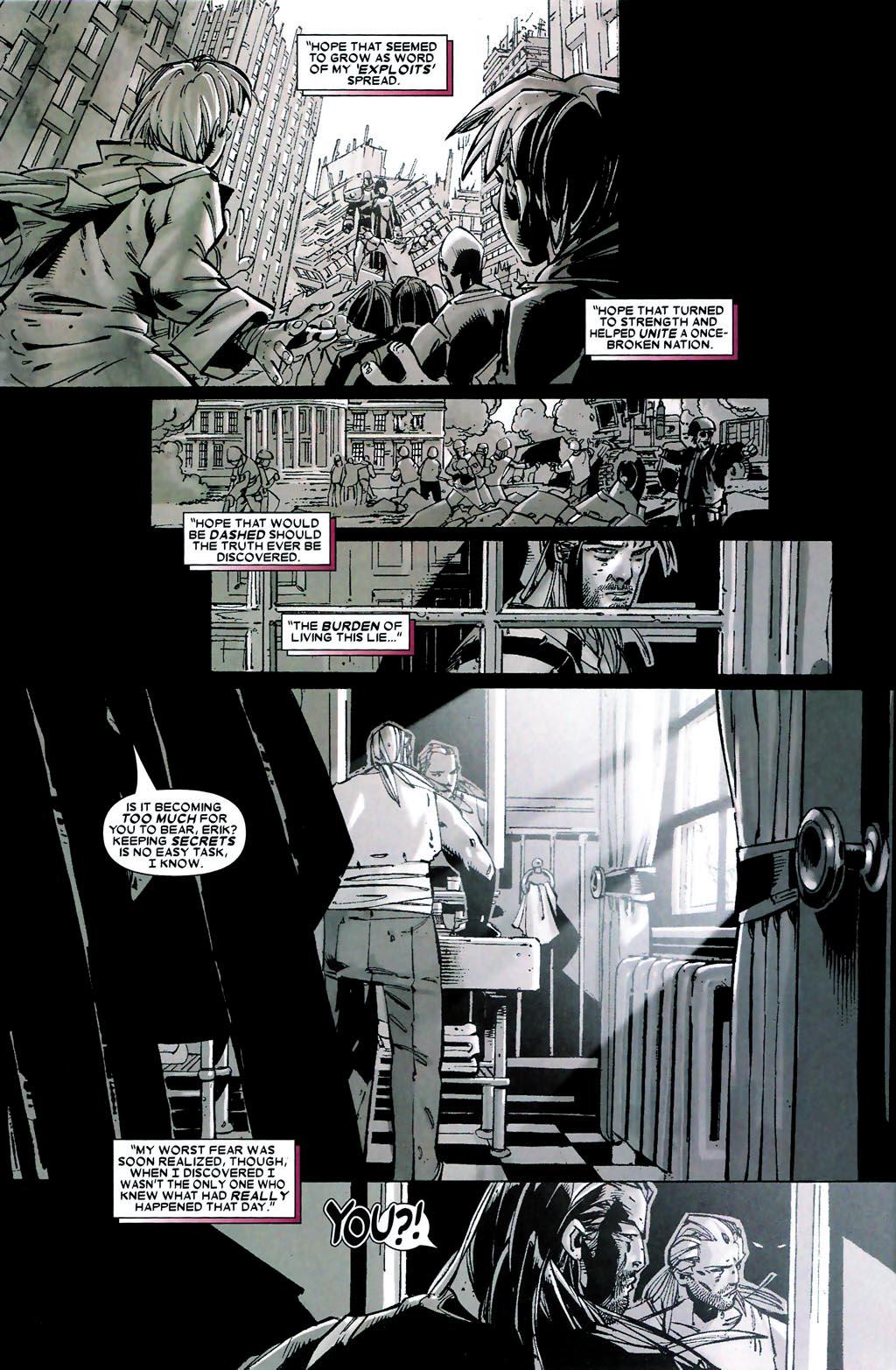 Read online Age of Apocalypse (2005) comic -  Issue #5 - 9