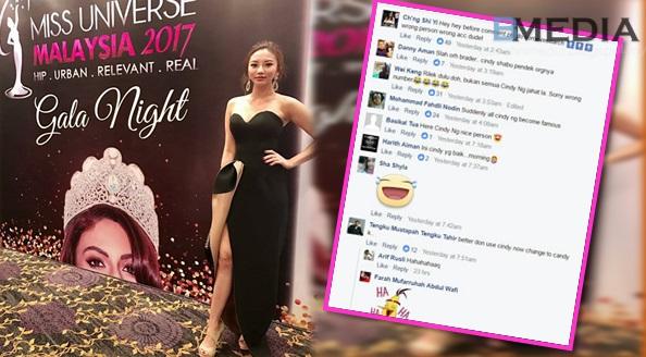 Cindy Ng 'Pembunuh' Punya Pasal, Cindy Ng Miss Universe Malaysia Kena Kecam