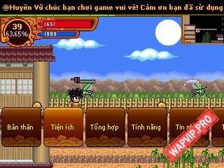 wapvip-pro-Ninja 1.2.2 Premium v7.5 - Thêm Auto Cộng TN, Trỏ Boss, TS 1 Loại Quái, Quay Về