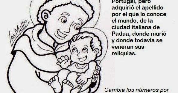 San Antonio En Dibujos Animados: Gifs Y Fondos PazenlaTormenta: SAN ANTONIO DE PADUA PARA