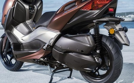 Spesifikasi Yamaha XMAX 300