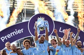 Manchester City Juara Liga Inggris, Ini 5 Fakta Terbaru Usai City Juara