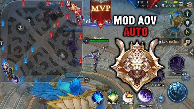 Cheat AOV Semua Musuh Terlihat di Map