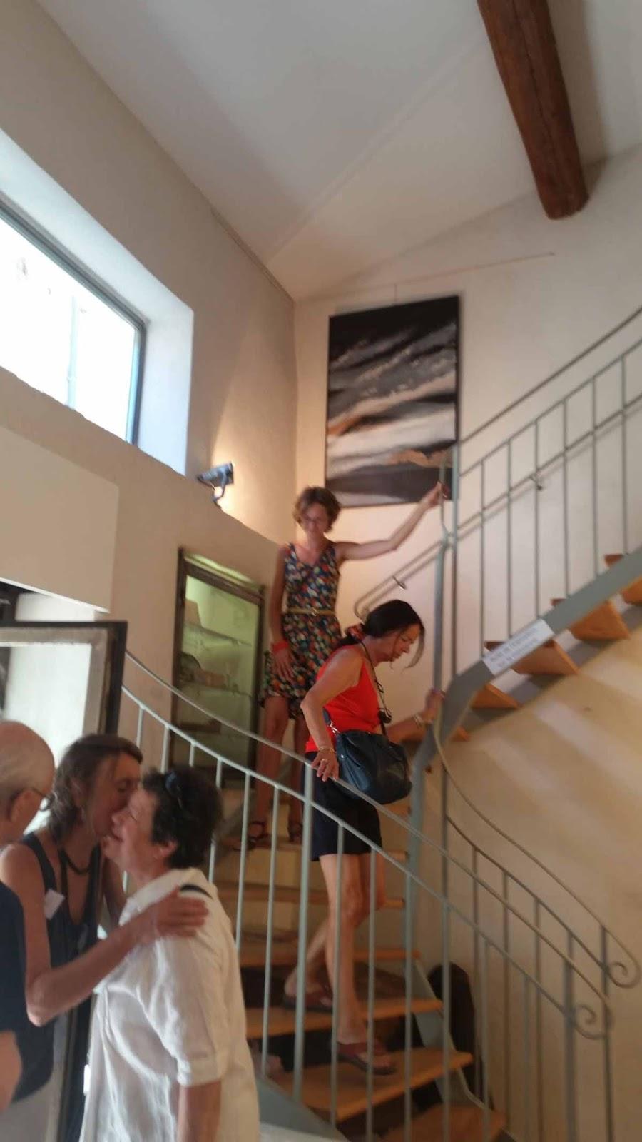 Vernissage galerie Terres d'Ecritures 15