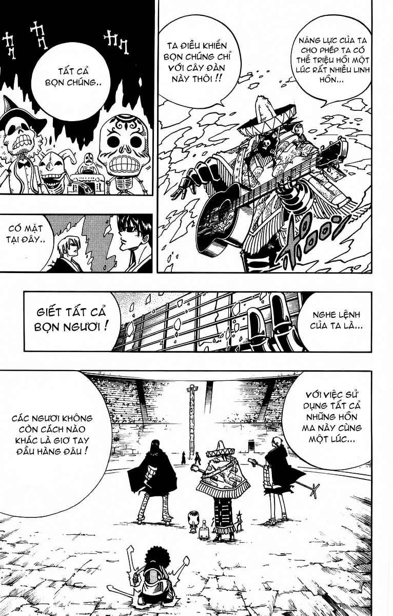 Shaman King [Vua pháp thuật] chap 115 trang 11