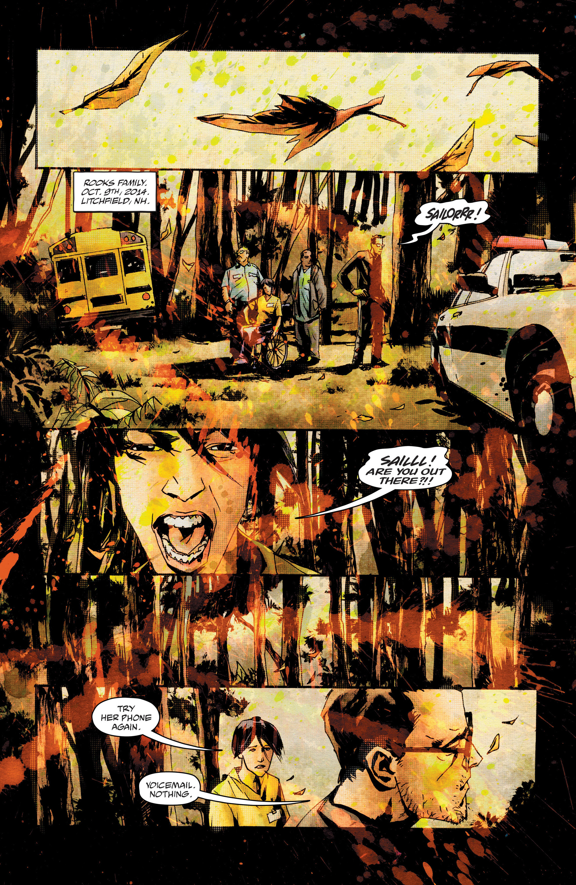 Read online Wytches comic -  Issue #3 - 7