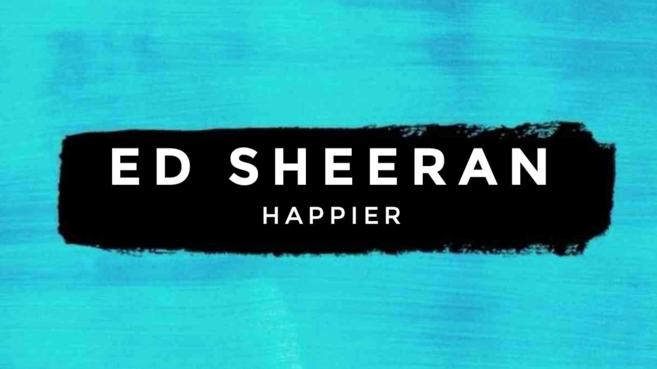 Guitar Chords Junction Happier Ed Sheeran