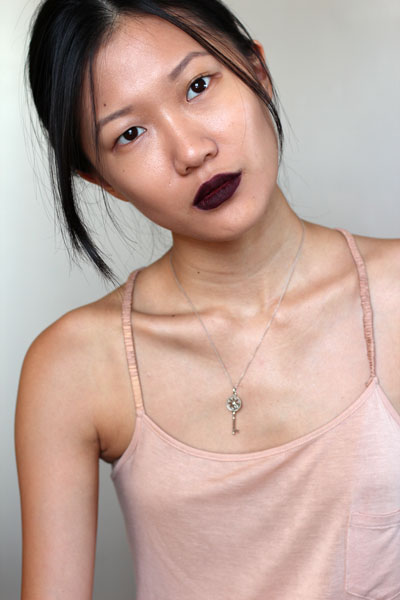 Messy Wands: NARS Train Bleu Matte Velvet Lip Pencil ...
