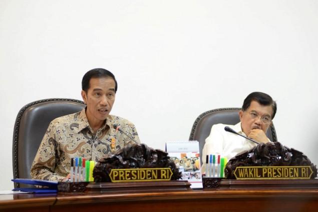 Jokowi: Politik Kita Politik Kerja, Bukan Wacana