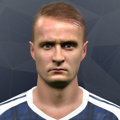 Leigh Griffiths Face PES 2017