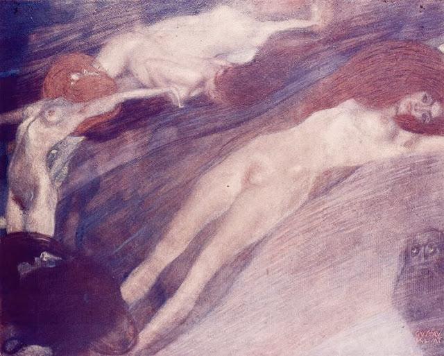 Desnudos de Klimt