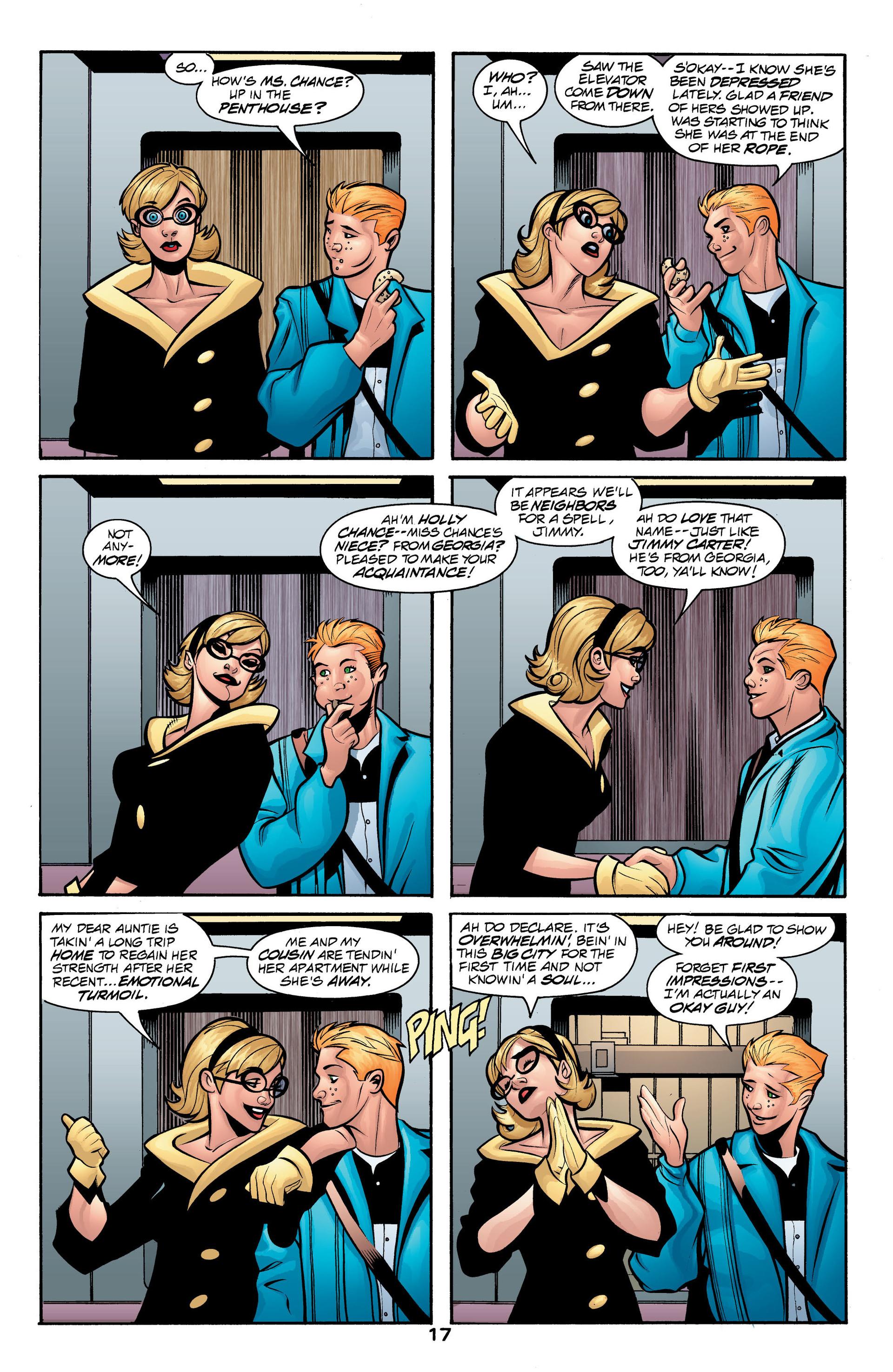 Harley Quinn (2000) Issue #14 #14 - English 17