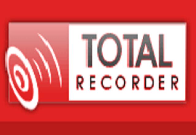 تحميل برنامج تسجيل الصوت للكمبيوتر Total Recorder 8.6.0.0