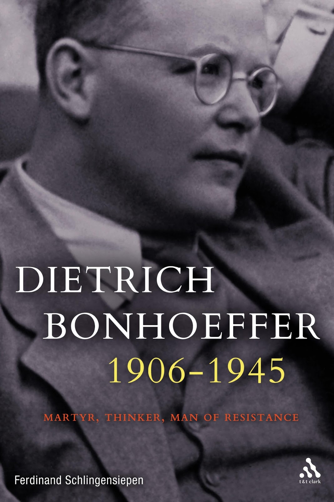 Foundations Of My Faithtrich Bonhoeffer Quotes