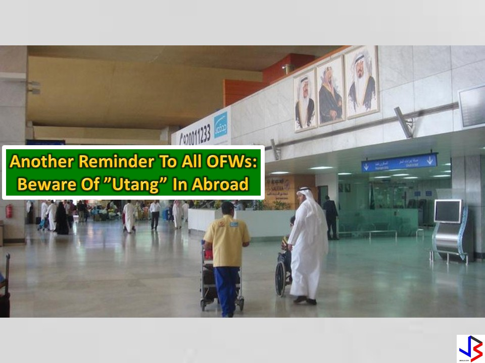 Due to unpaid debts, 300 OFWs, barred from leaving Saudi  If you are an OFW, be careful on getting an OFW loan abroad. HUNDREDS of jobless Filipino workers remain in Saudi Arabia and cannot go home yet due to their unpaid debts in the Kingdom.