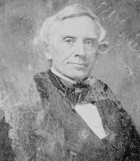 Retrato de Samuel Morse por Brady