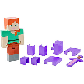 Minecraft Survival Mode Figures