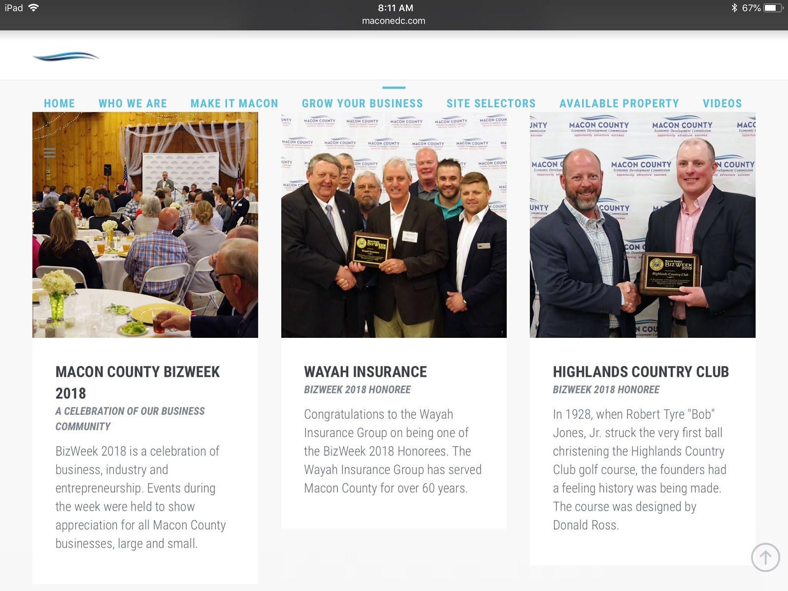 Highlands Country Club Agronomy: maconedc com