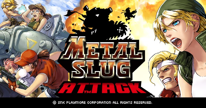METAL SLUG ATTACK Infinito