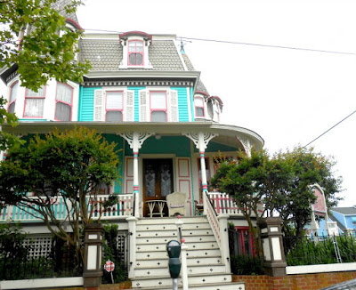 The Merry Widow Bed and Breakfast Inn in Cape May New Jersey