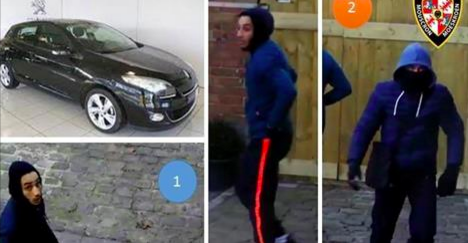 Reconnaissez-vous ces deux voleurs?