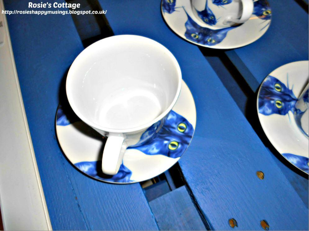 Ikea GILTIG cups u0026 saucers & Rosieu0027s Cottage: Rosieu0027s Ikea Visit: Part One: GILTIG Collection