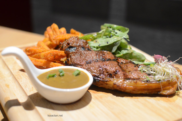 Steak Diane - RM38