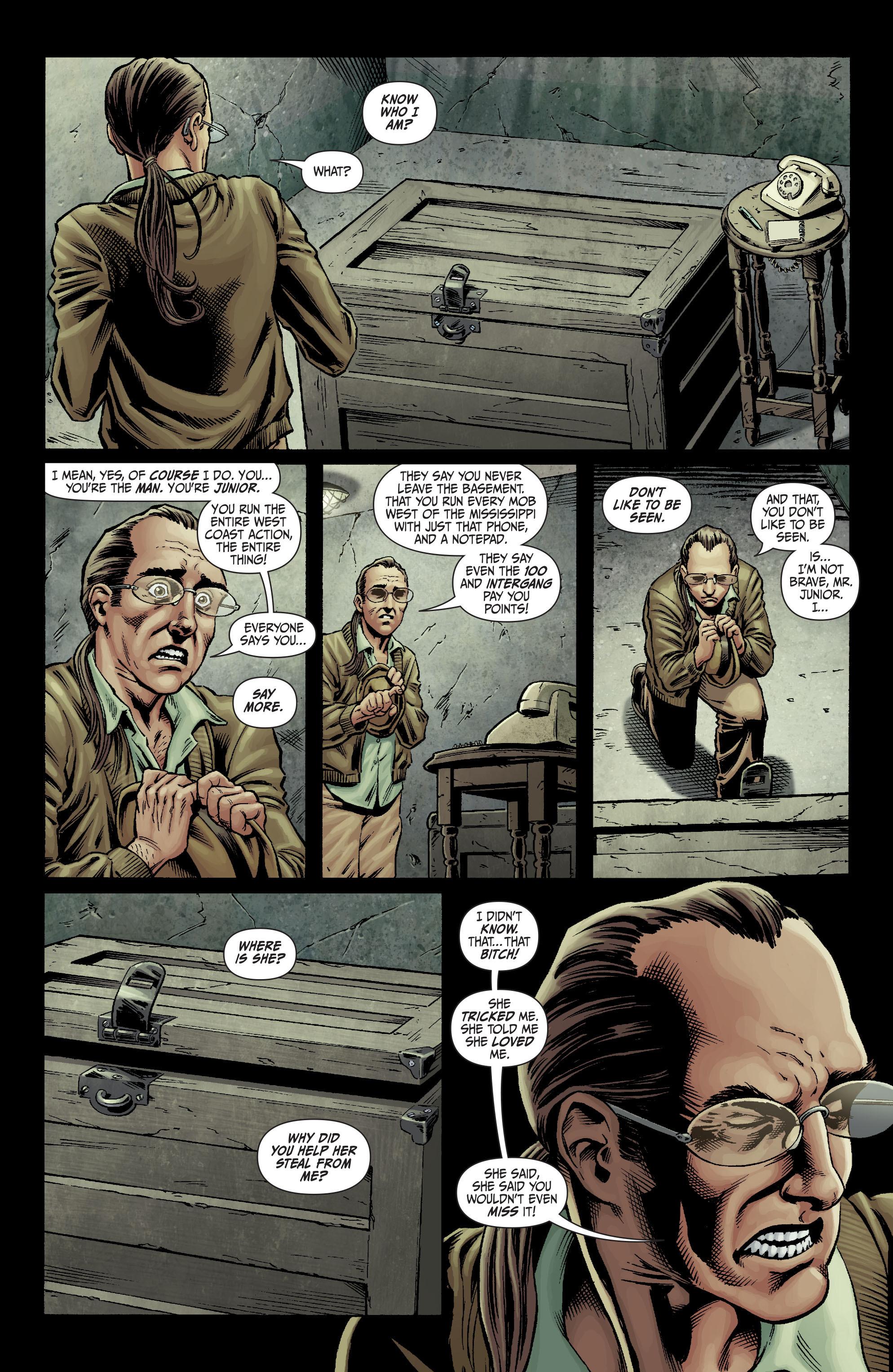 Read online Secret Six (2008) comic -  Issue #1 - 4