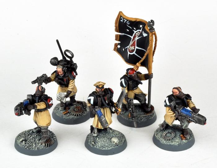 Heroes of Armageddon: The Steel Legion