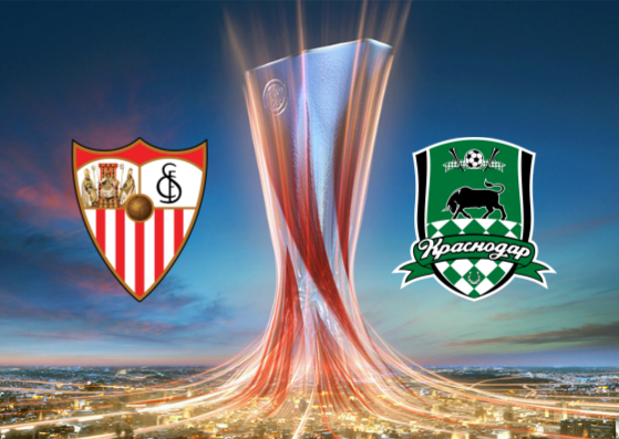 Sevilla vs FC Krasnodar - Highlights 13 Decembre 2018