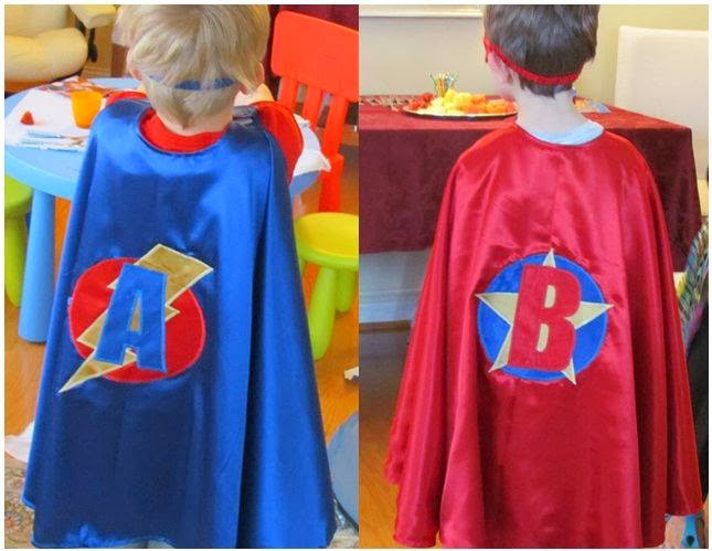 Kendrick storytime diy superhero cape mask and cuff set for Diy superhero cape template