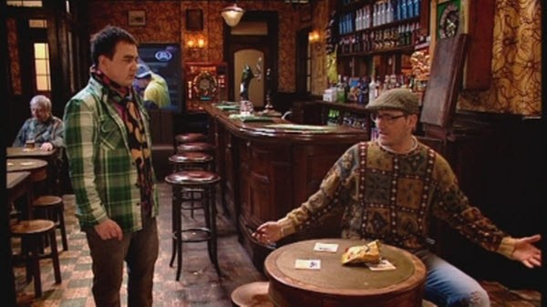 Two Pints of Lager and a Packet of Crisps - Season 8