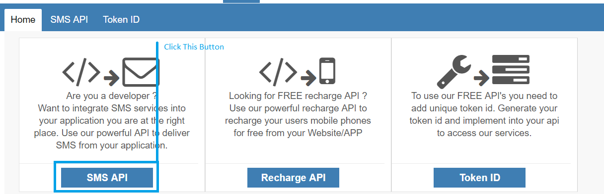 PHP Code to Send SMS to Mobile from Website or Localhost - Howi In
