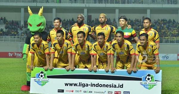 Mitra Kukar Siap Gagalkan Pesta Bhayangkara FC