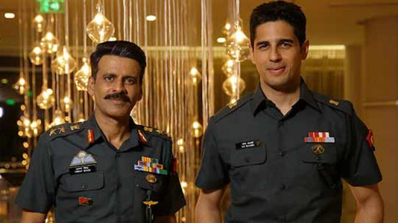 Aiyaary Hindi Movie Review