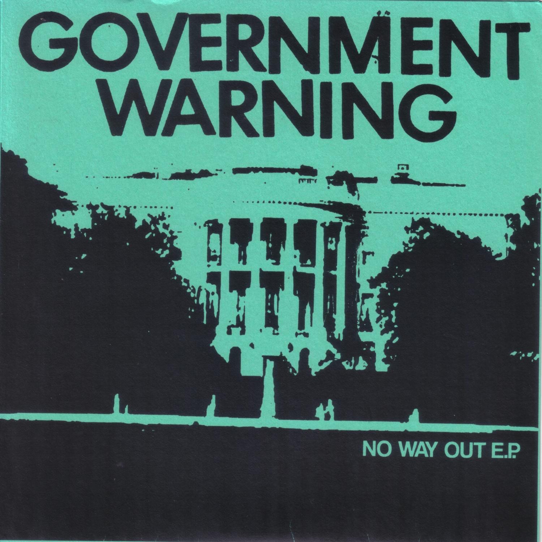 Shortfastloud: GOVERNMENT WARNING