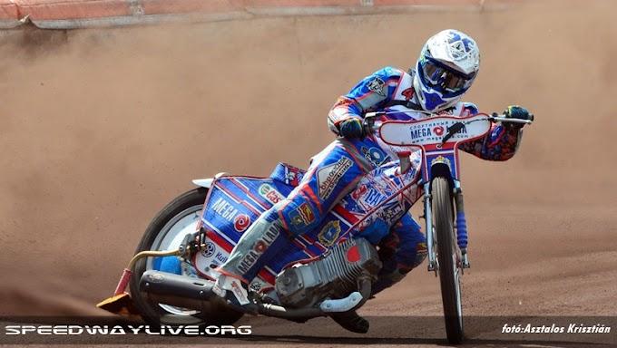 Súlyos gerincsérülés után újra motoron Vitalij Belousov